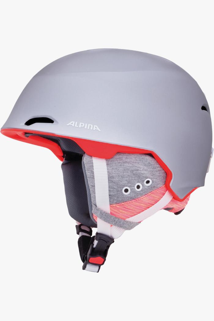 salvare Muscolare Gomma per soldi  Compra Maroi casco da sci donna Alpina in argento | ochsnersport.ch