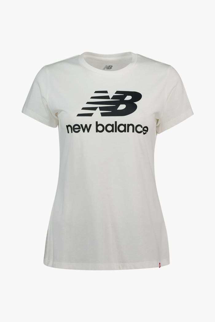 tee shirt new balance blanc