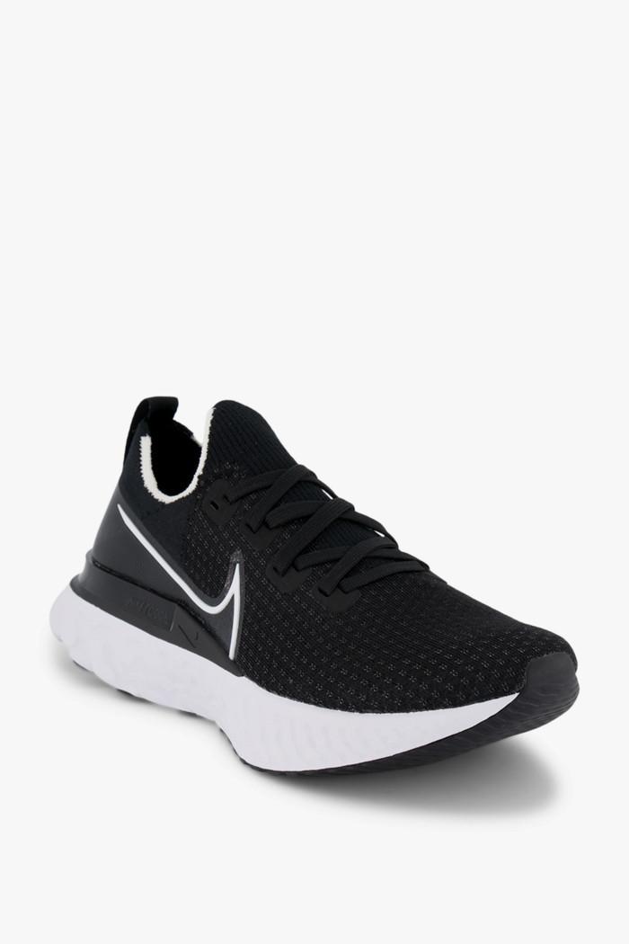 cantare quattro volte Disposto  Compra Epic React Pro Flyknit scarpe da corsa donna Nike in nero-bianco    ochsnersport.ch