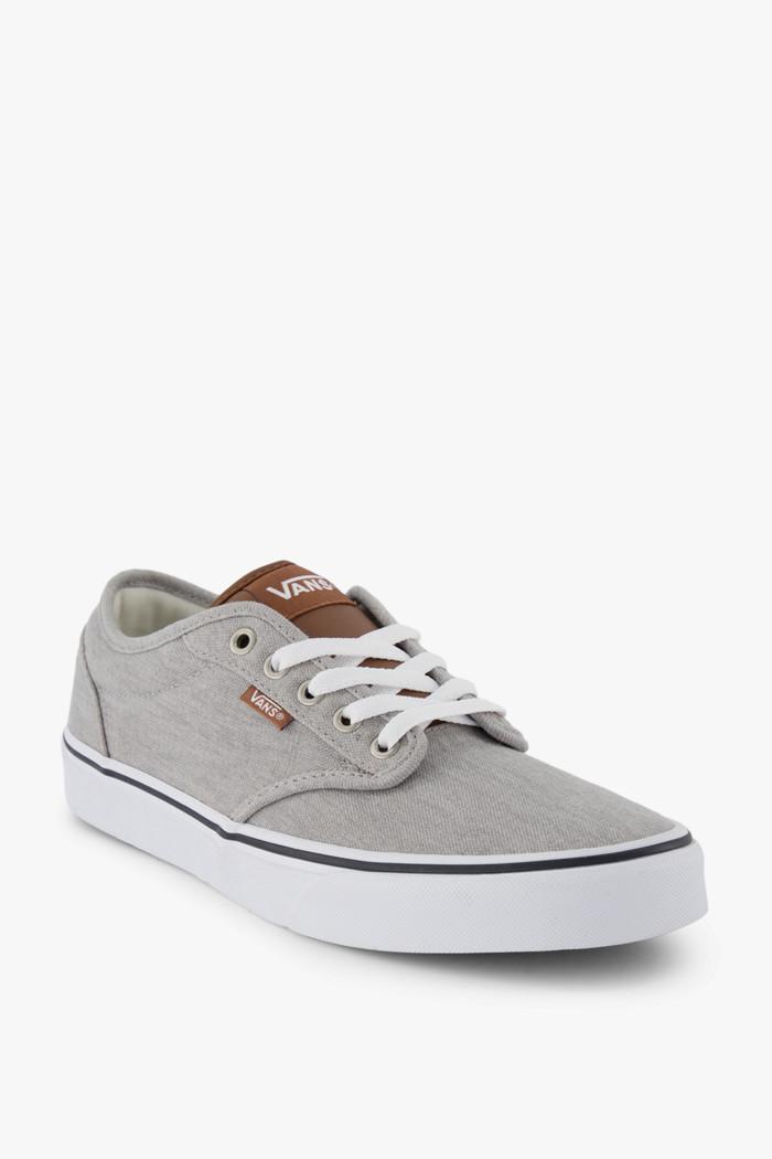 vans atwood uomo grigio