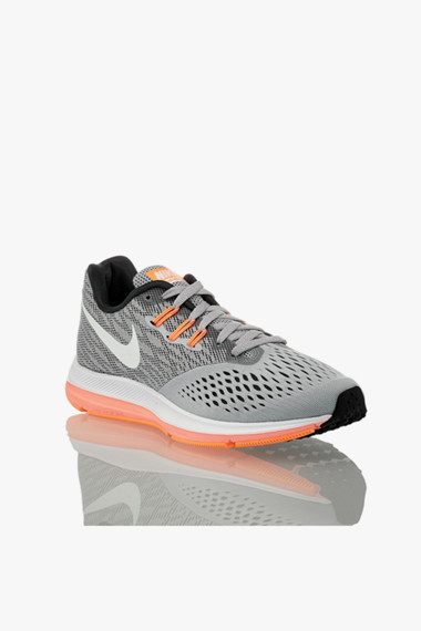 check out 6a643 c004f ... low price zoom winflo 4 damen laufschuh in grau nike online kaufen  226f2 84495