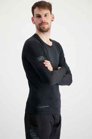 100PERCENT R-Core Concept LS Herren Biketrikot