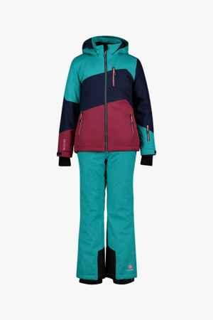 46 Nord Mädchen Skianzug
