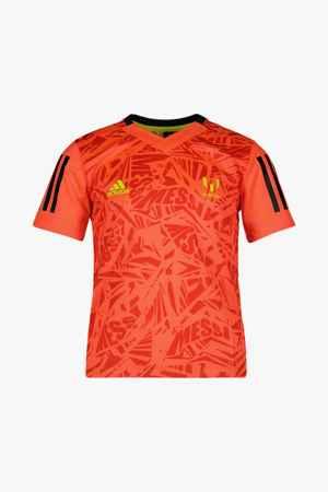 adidas Performance Messi Football Inspired Iconic Kinder T-Shirt
