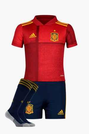 adidas Performance Spanien Home Replica Mini Kinder Fussballset