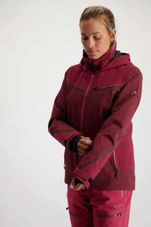 Albright Verbier Damen Skijacke