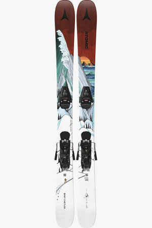 Atomic Bent Chetler Mini 133 cm - 143 cm Kinder Ski Set 20/21