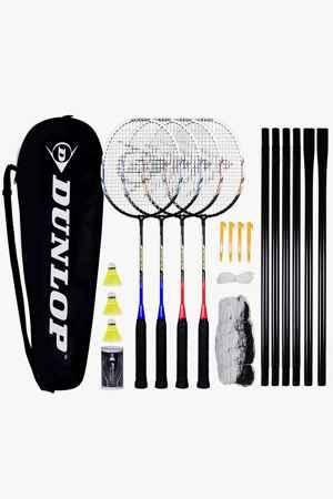 Dunlop 4-Pack Blast SS 10 Badminton Set