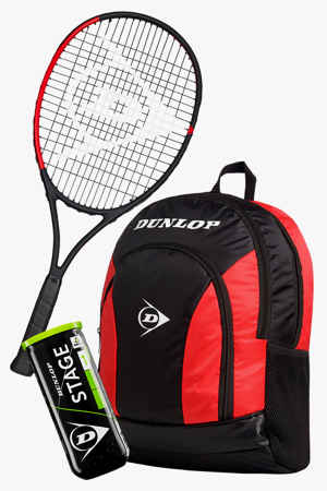 Dunlop CX Comp Kinder Tennis Set