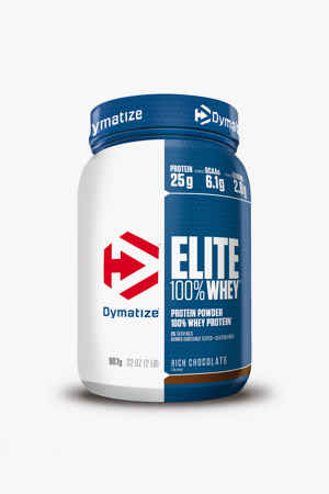 Dymatize Elite Whey Gourmet Chocolate 907g Proteinpulver
