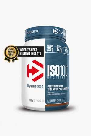 Dymatize Iso 100 Gourmet Chocolate 900g Proteinpulver