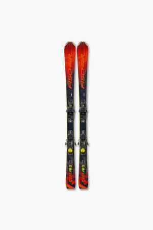 Fischer RC4 Curv Pro Kinder Ski Set 20/21