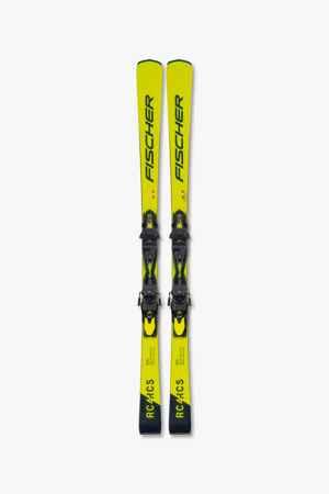 Fischer RC4 RCS Ski Set 20/21