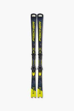 Fischer RC4 WC SC Ski Set 20/21