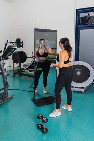 FITTAR Smart Pro Fitnessspiegel