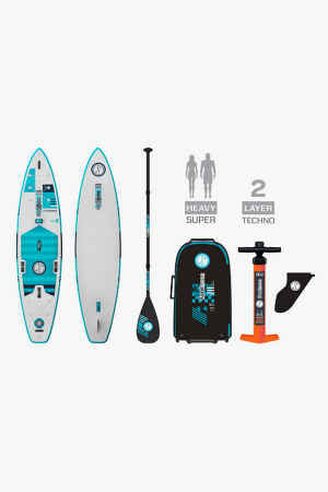 foolmoon Fjord 12.0 Stand Up Paddle (SUP) 2021