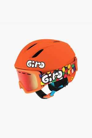 Giro Launch Combo Kinder Skihelm + Brille