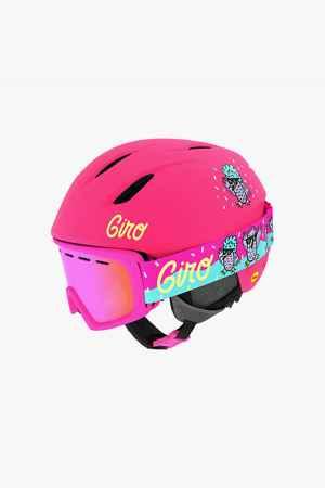 Giro Launch Combo Mädchen Skihelm + Brille