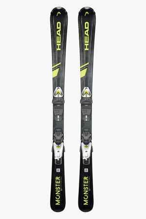 Head Monster SLR Pro Kinder Ski Set 19/20