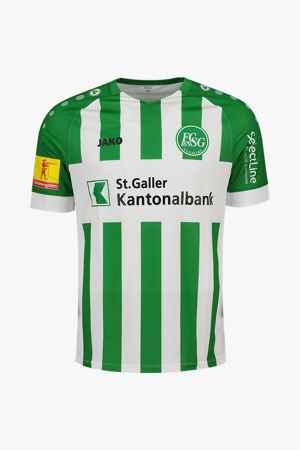 Jako FC St.Gallen Home Replica Kinder Fussballtrikot