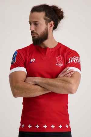 Le coq sportif Schweiz Replica Herren Rugbytrikot