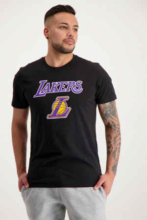 New Era NBA Los Angeles Lakers Herren T-Shirt