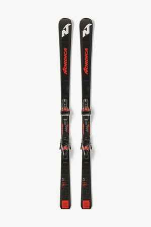Nordica Dobermann Spitfire 72 RB Ski Set 20/21