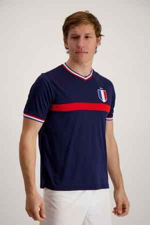 Powerzone Frankreich Fan Herren T-Shirt