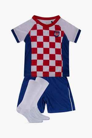 Powerzone Kroatien Fan Kinder Fussballset
