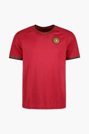 Powerzone Portugal Fan Herren T-Shirt