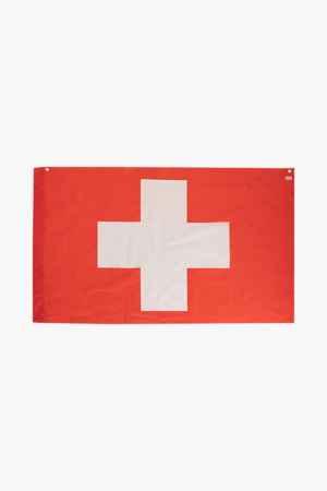 Powerzone Schweiz 140 cm x 100 cm Fahne