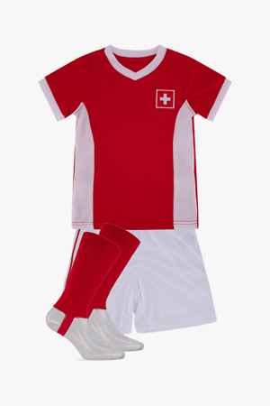 Powerzone Schweiz Fan Kinder Fussballset