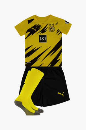 Puma Borussia Dortmund Home Mini Kinder Fussballset