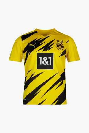 Puma Borussia Dortmund Home Replica Kinder Fussballtrikot