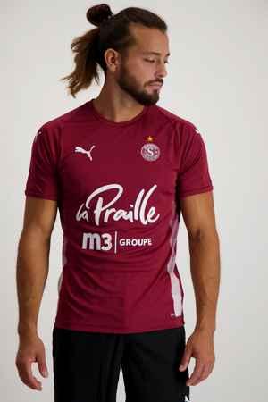 Puma FC Servette Home Replica Herren Fussballtrikot