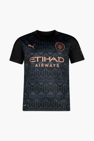 Puma Manchester City Away Replica Kinder Fussballtrikot