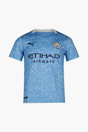 Puma Manchester City Home Replica Kinder Fussballtrikot