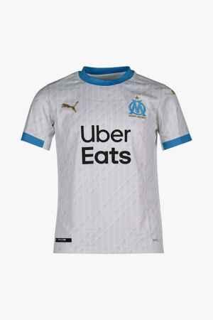 Puma Olympique Marseille Home Replica Kinder Fussballtrikot