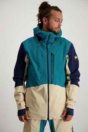 Quiksilver Travis Rice Stretch Herren Snowboardjacke