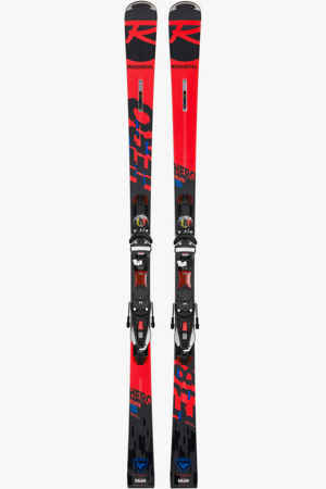 Rossignol Hero Elite LT-TI Ski Set 20/21