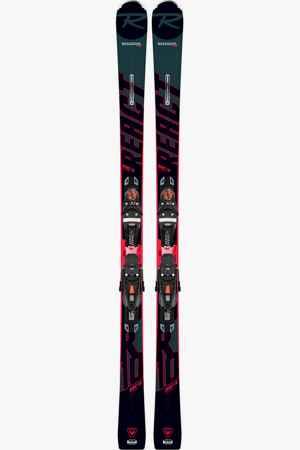 Rossignol React 10 TI Ski Set 20/21