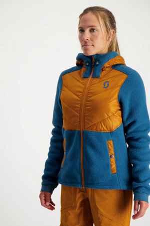 Scott Defined Sherpa Damen Midlayer