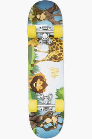 Slide 24 Kinder Skateboard