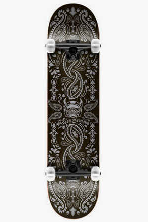 Speed Demons Bandana Skateboard