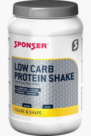 Sponser Low Carb Shake 550 g Proteinpulver