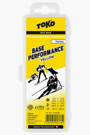 Toko Base Performance Hot yellow Wachs