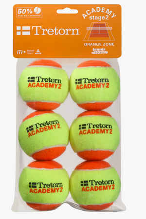 Tretorn Stage 2 Academy Tennisball