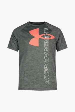 Under Armour UA Tech? Split Logo Hybrid Kinder T-Shirt
