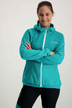 Vaude Yaras Hooded Fleece Damen Midlayer
