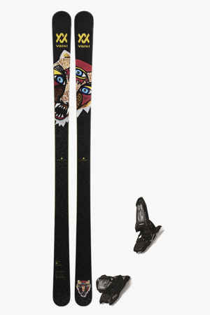 Völkl Bash 86 Ski Set 20/21